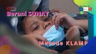 Berani Sunat Ananda Ferrelio Abel Raditya  | Metode Klamp | SUNAT 123 Jakarta