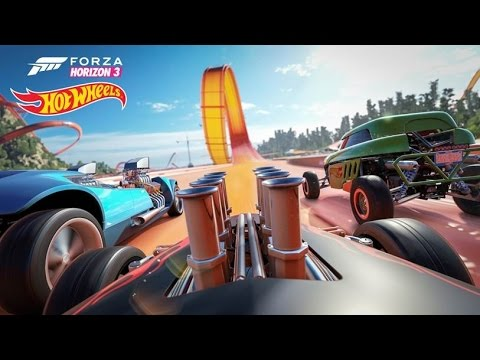 Forza Horizon 3 Hot Wheels Expansion | Hot Wheels Gaming