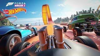 Forza Horizon 3 Hot Wheels Expansion | Hot Wheels Gaming