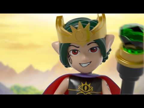 The Goblin King's Evil Dragon 41183 - LEGO Elves -  Product Animation