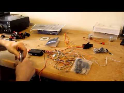 Car GPS Tracker - TK103