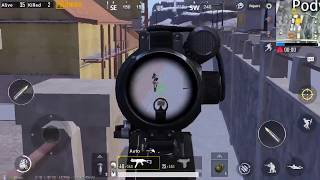 PUBG Mobile Vikendi Snow Map Android iOS Gameplay