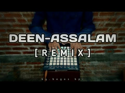 Download Lagu Deen Assalam Nissa Sabyan EDM x GAMELAN (Sulaiman Al-Mughni)Remix BagasBpr Launchpad Cover Indonesia