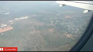 Flight landing in Australia amazing clips