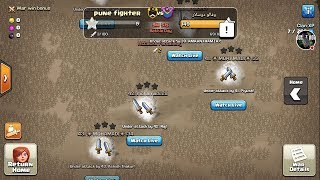 Tom n Jerry vs War Boys | Clan War Clash of Clans