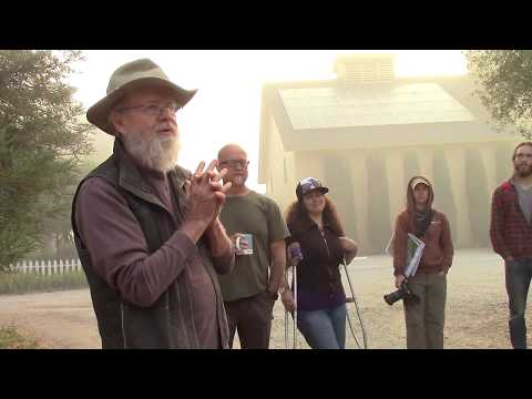 A Tour of Preston Farm and Winery with Farm School at PSC