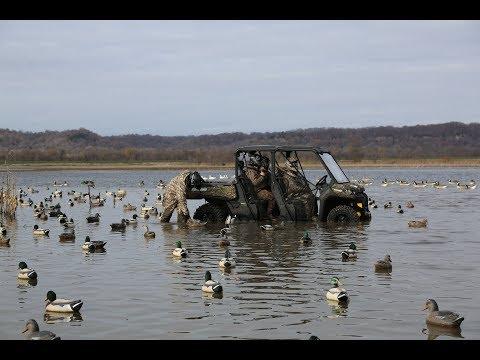 Ducks & Bucks with Can Am in Missouri & Illinois