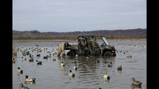 Ducks & Bucks with Can Am in Missouri & Illinois