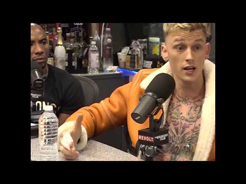 Machine Gun Kelly on Eminem lying | The Breakfast Club