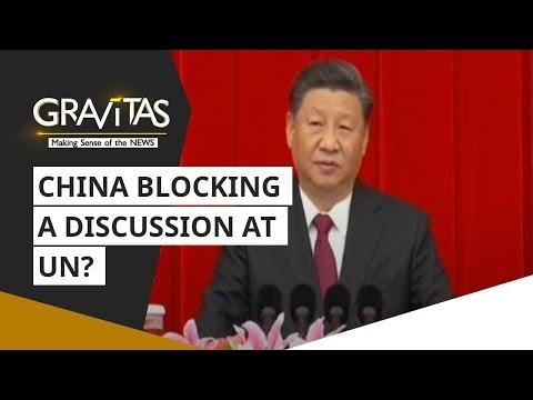 Gravitas: Coronavirus: China blocking a discussion at UN?