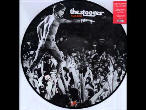 The STOOGES - Cry For Me/Pin Point Eyes