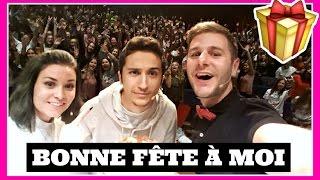 LA TOURNÉE COMMENCE (avec Emma Bossé et Mahdi Ba) | PL Cloutier