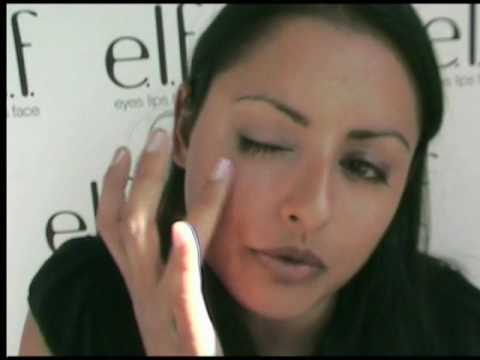 e.l.f Studio Under Eye Concealer and Highlighter, + brow kit - YouTube