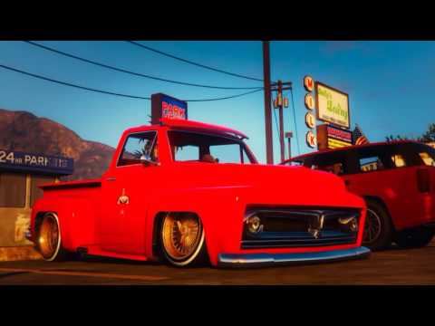 Blood's Street - California Love(2Pac) - GTA 5 Online
