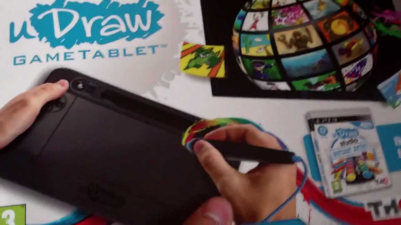 29+ Udraw Game Tablet Xbox Gif