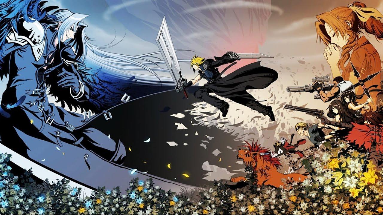 Final Fantasy VII PC Steam
