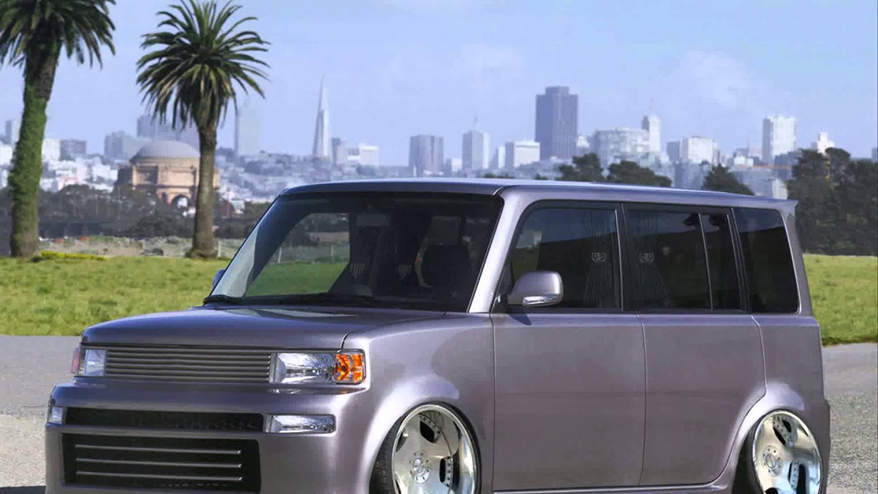 2005 scion xb custom