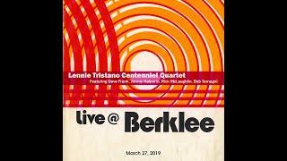 Lennie Tristano Centennial Quartet Live At Berklee