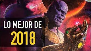 Las mejores películas y comics de 2018 l The Top Comics