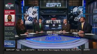 NFL Live(April 13, 2018)Analysts break down the latest news....