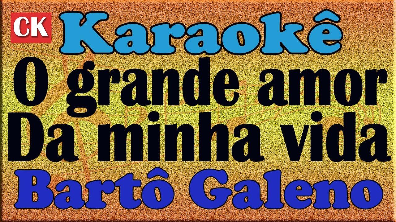O GRANDE AMOR DA MINHA VIDA - ROBERTO CARLOS - …