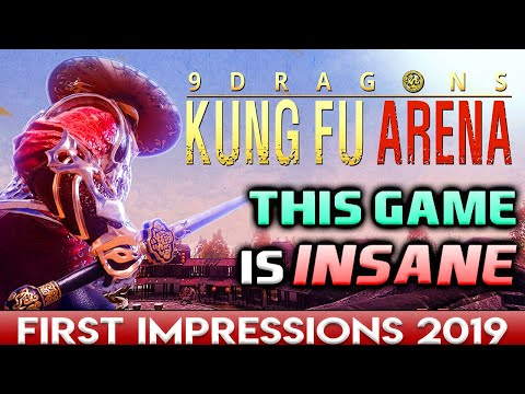 9Dragons: Kung Fu Arena is AWESOME, & DEFINITELY Worth Your Time! [NEW Steam Martial Arts BR]