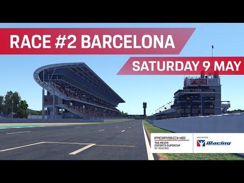 Porsche TAG Heuer Esports Supercup Race #2 Barcelona