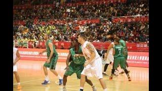 Stephan-Michael Shepherd 2015 China NBL Jiangsu Lions Highlight Tape