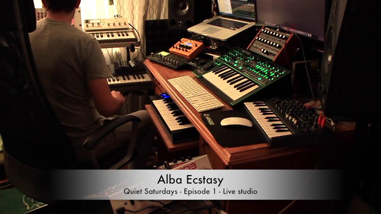 Alba Ecstasy Official