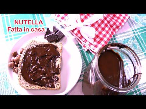 Ricetta Nutella Light Fatta In Casa.Nutella Fatta In Casa Light Buona E Dietetica Carlitella Carlitadolce How To Make Nutella Youtube