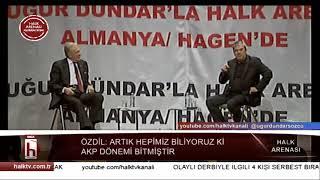 Yılmaz Özdil: İlk defa söylüyorum, AKP dönemi artık bitmiştir