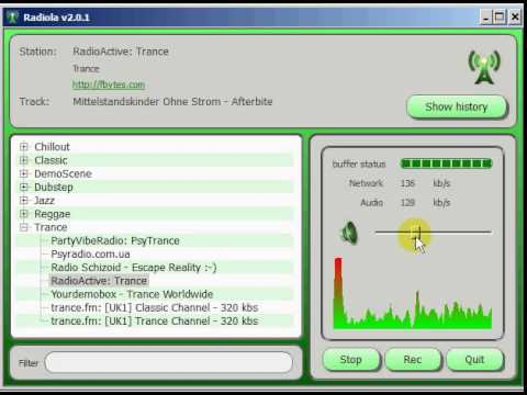 Radiola player for online radio v2.0.1