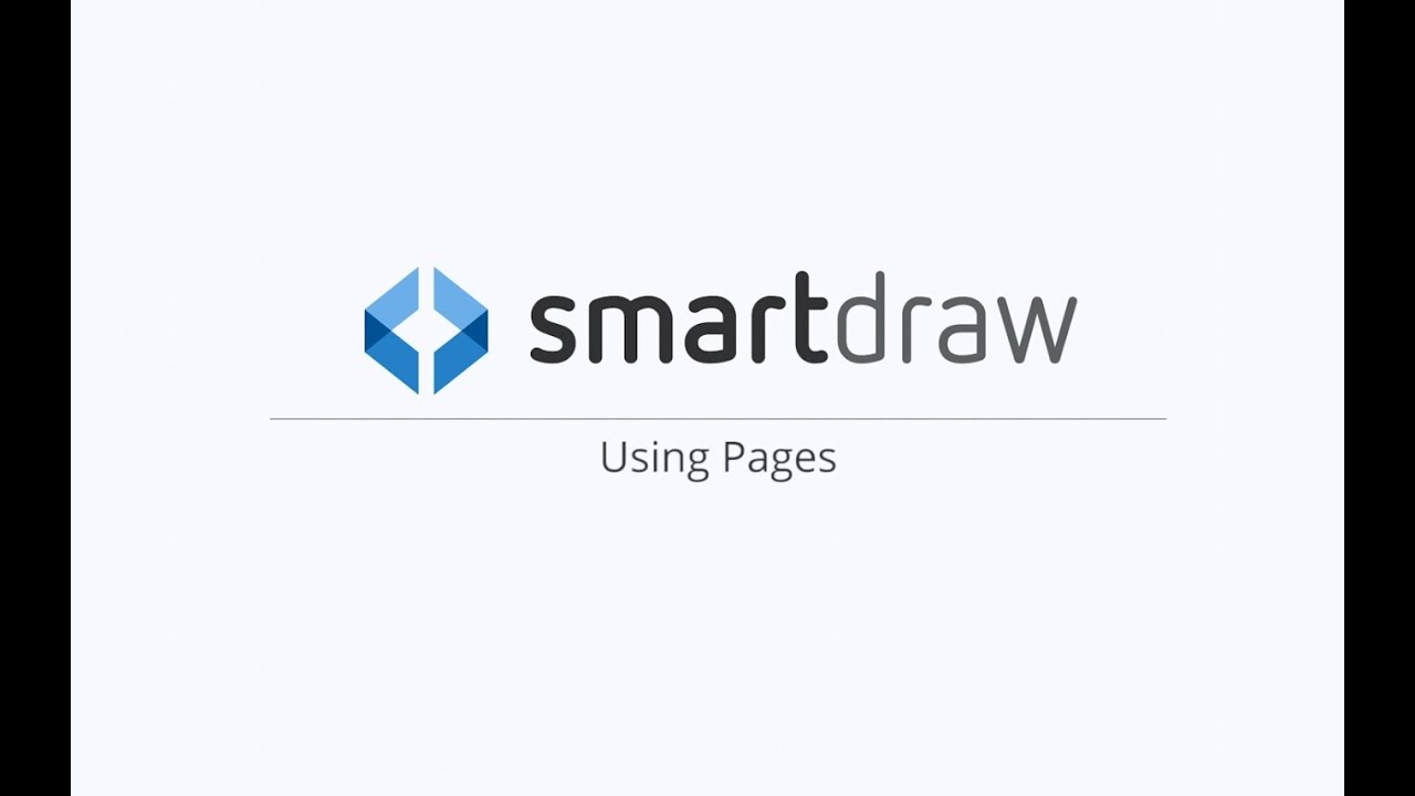 Drawing diagrams in pages - Create Drawings With Multiple Pages With Smartdraw