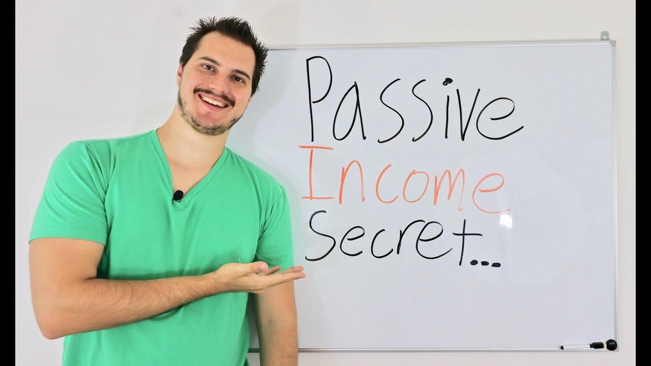 Passive Income Secrets... Passive Income 101 - YouTube