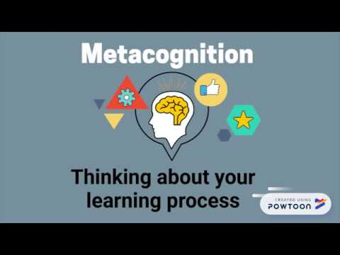 """Thumbnail for the embedded element """"Metacognition"""""""