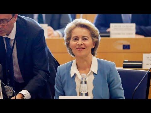 Ursula von der Leyen's plans for Europe