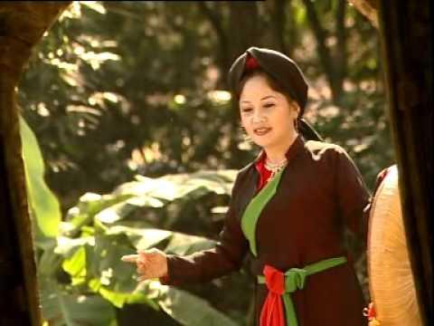 Xe chỉ luồn kim - Kim Oanh - Dân ca quan họ Bắc Ninh