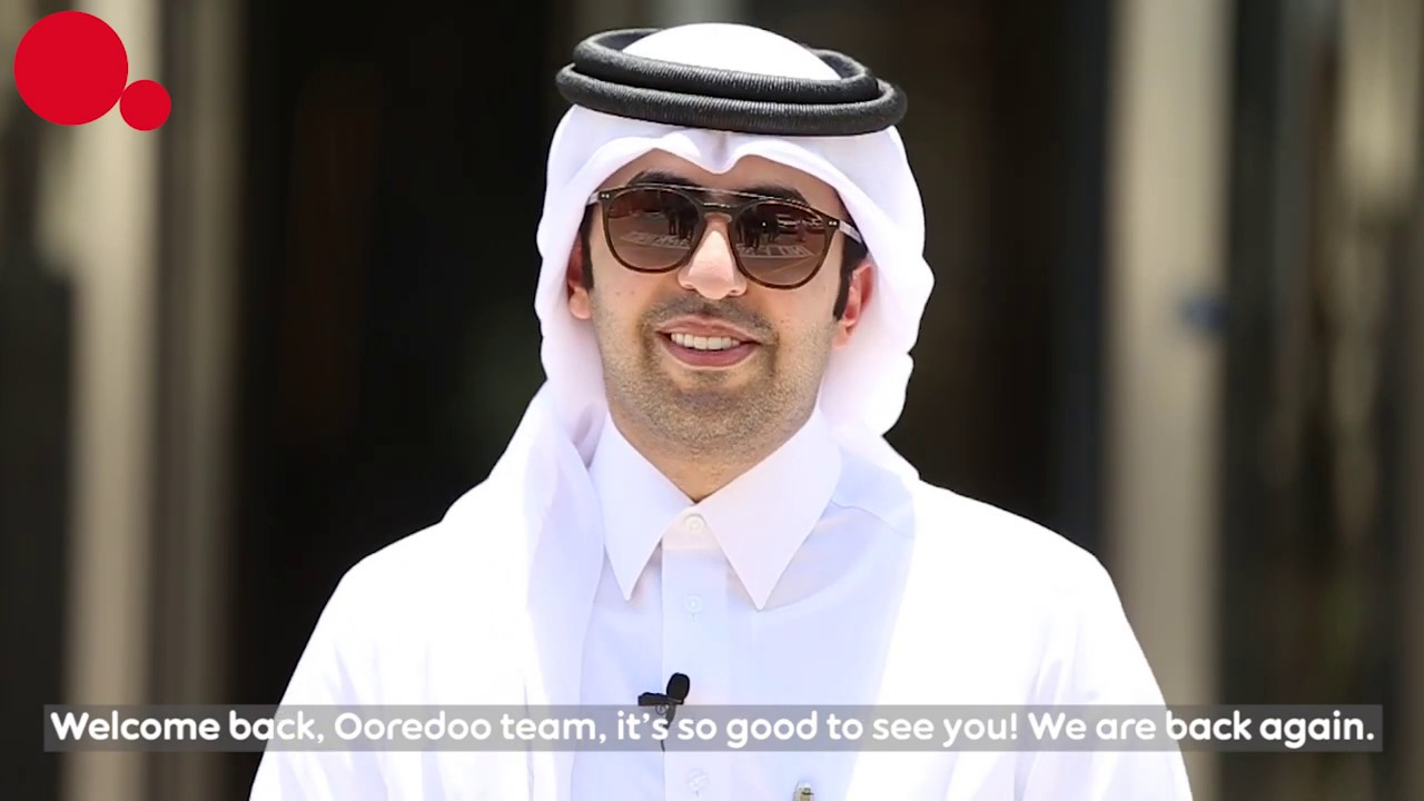 اهلا بكم ، سعداء لرؤيتكم مجدداً - Welcome Back, Ooredoo Family