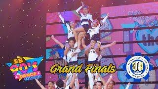 RTU Blue Thunder Pep Squad | EB 90's Dance Contest Grand Finals | January 11, 2020