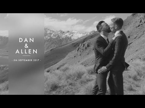 Dan & Allen's Wedding // 5 September 2017 // Queenstown, New Zealand