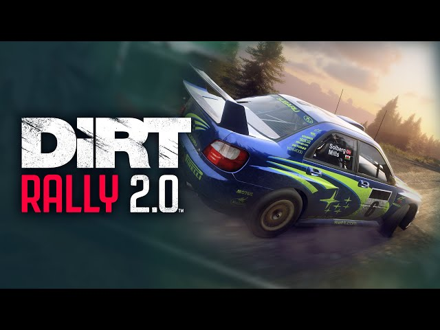 Recording pacenotes with Phil Mills | DiRT Rally 2.0