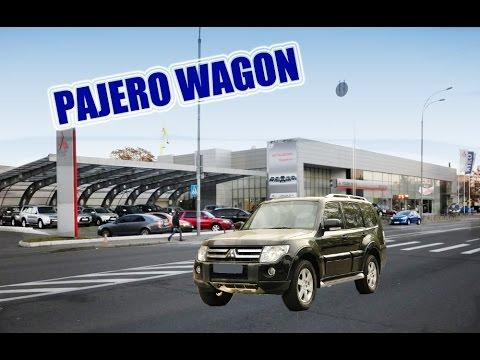 АВТОПАРК Mitsubishi Pajero Wagon 2014 года (арт. 11892) - YouTube
