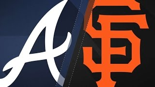 5/27/17: Blach, Hundley leads Giants past the Braves