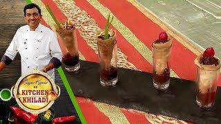 Sanjeev Kapoor Ke Kitchen Khiladi - Episode 76 - Chocolate Roll  Indian Spring Roll