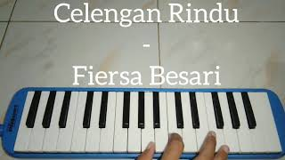 Celengan Rindu - Fiersa Besari ~~ Pianika Cover - Tika Dewi Indriani