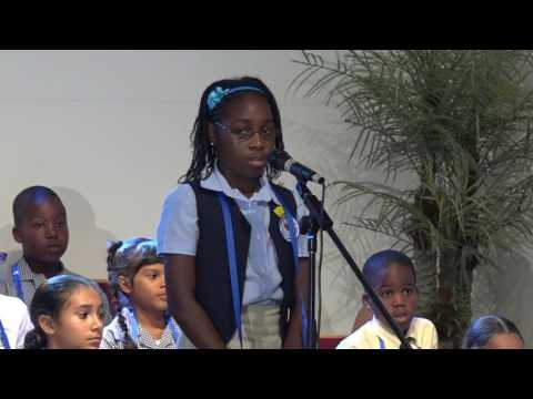 Spelling Bee Comptition 2016 - Cayman Islands