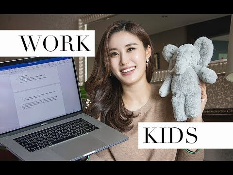 Mom & Work Life Balance | Productivity Tips & Hacks
