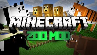 Minecraft: Mody 1.2.5 - ZOO!