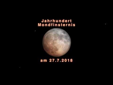 Die Jahrhundert-Mondfinsternis am 27.07.2018 mit BRESSER erleben