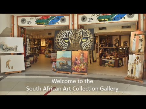 South African Art Collection Gallery | Clock Tower, V&A Waterfront, Cape Town, South Africa